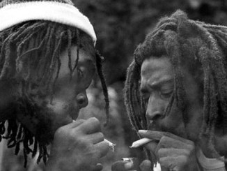 Peter Tosh and Bunny Wailer