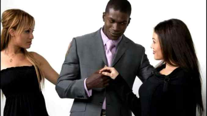 White women love Black men