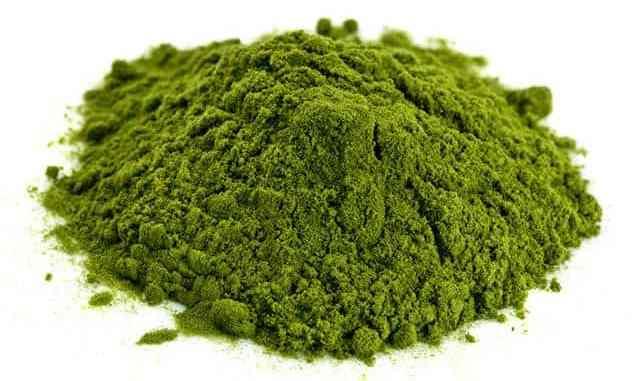 powdered cannabis