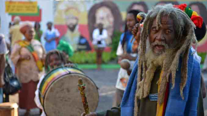Rasta and the Holy Piby