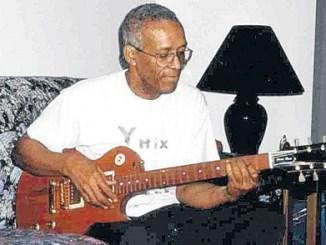 Lynn Taitt, the Trinidadian responsible for reggae music.