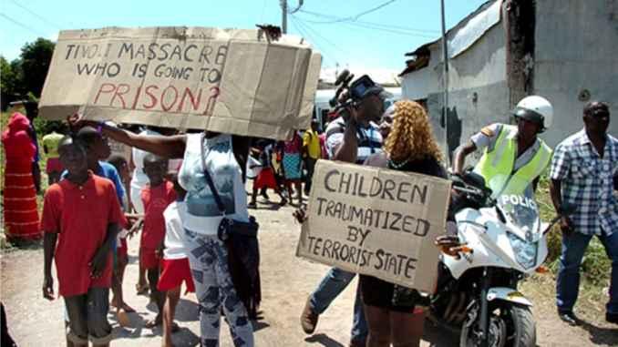 Jamaica Velvet Revolution