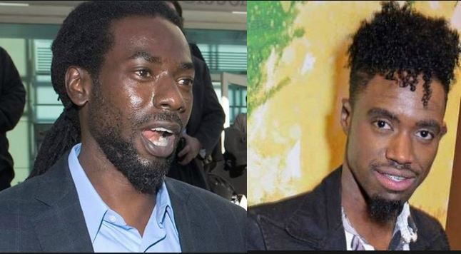 Buju Banton and Dalton Harris