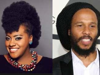 Can Etana beat Ziggy Marley for Reggae Grammy?