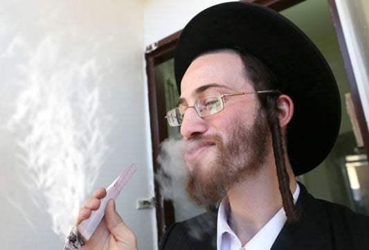 Kosher Marijuana for Othodox Jews