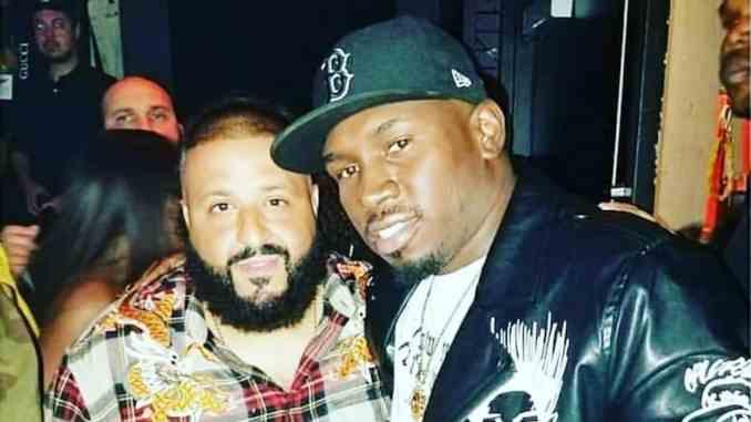 DJ Khaled and Foota Hype
