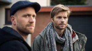 Mutig: Johannes (Felix Maximilian, r.) hat sich durchgerungen und sucht gemeinsam mit Klaus (Moritz A. Sachs) die Aussprache mit seinem Vater.