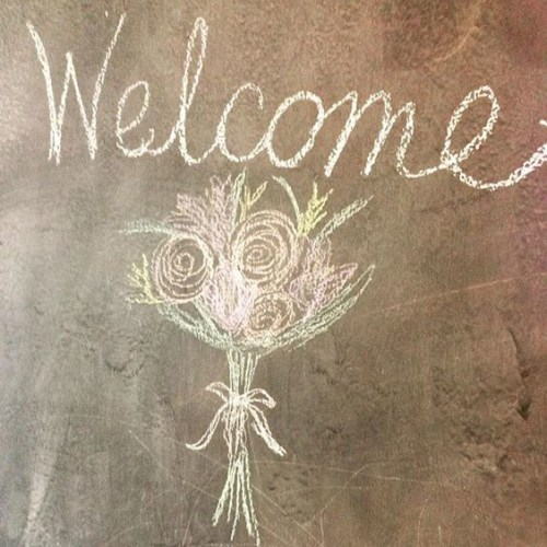 How to turn a wall in your home into a Chalkboard