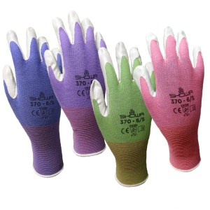 Atlas gardening gloves are the best out there, great colors and not bulky