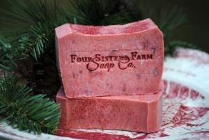 Some of the best soap around, works great on sensitve skin and leaves your skin feeling smooth