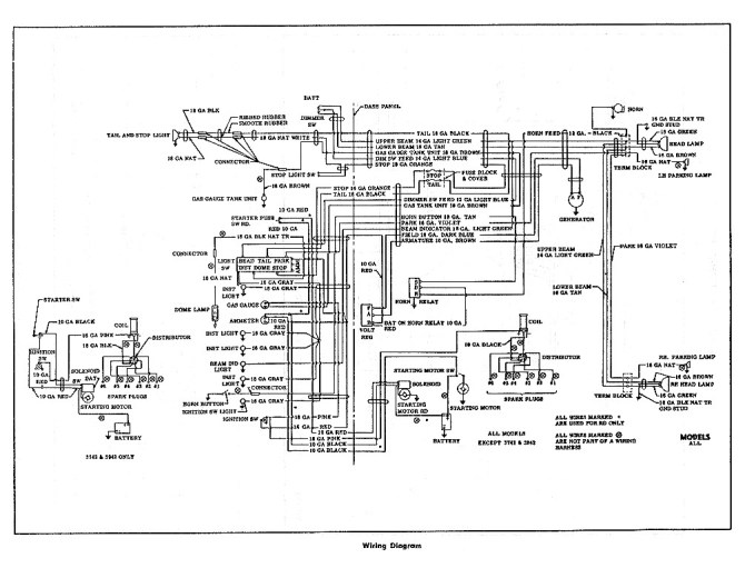 1957 chevrolet pickup wiring diagram  ez go freedom wiring