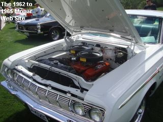 1964 Plymouth Fury Is The April 2011 Mopar Of The Month