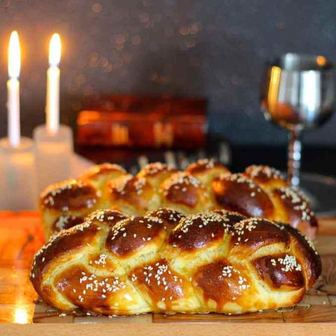 Challah Bread - Traditional Jewish Bread Recipe | 196 flavors