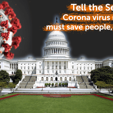 Tell the Senate: People not pollution