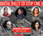 Stop Line 3, Join the digital Rally