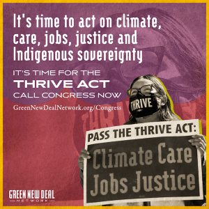 Call Congress to support Thrive