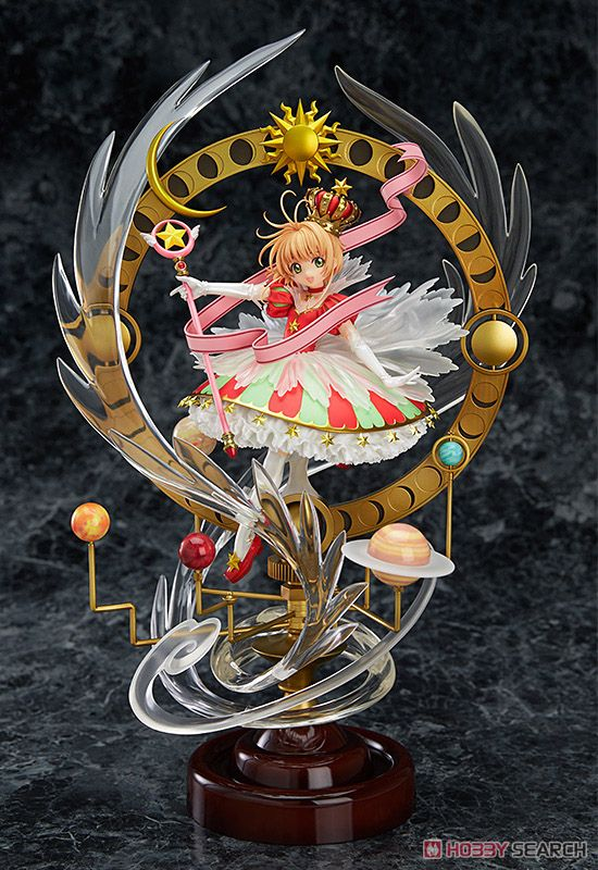 Card Captor Sakura - Stars Bless You complete figure