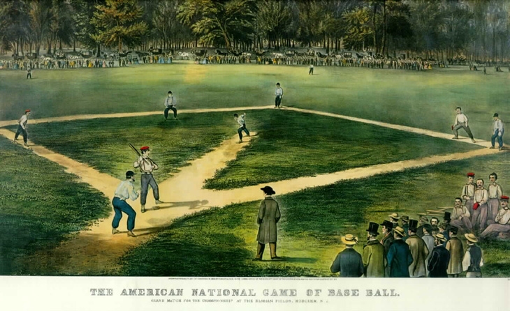 Base ball