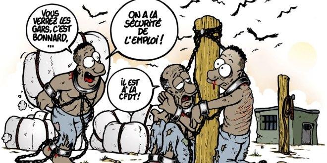 CFDT syndicat jaune