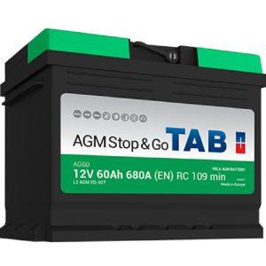 TAB AGM Batterie