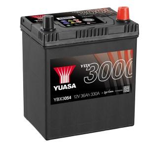 Yuasa Autobatterie 330A