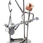Zu Weihnachten: Metallmann Motortechniker – Wired Line ein prima Geschenk
