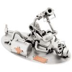 Zu Weihnachten: Schraubenmännchen Sanitäter ein prima Geschenk