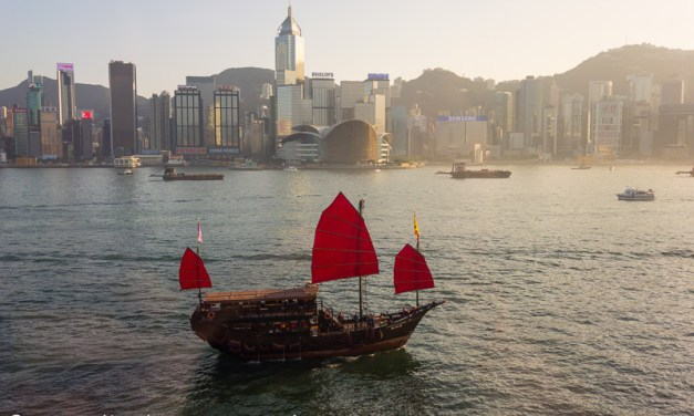 Hong Kong an Expats Travel Adventure