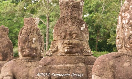 Angkor Thom by an Expat Wife…