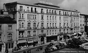 Luxury Hotel Bristol Salzburg with 1AdventureTraveler