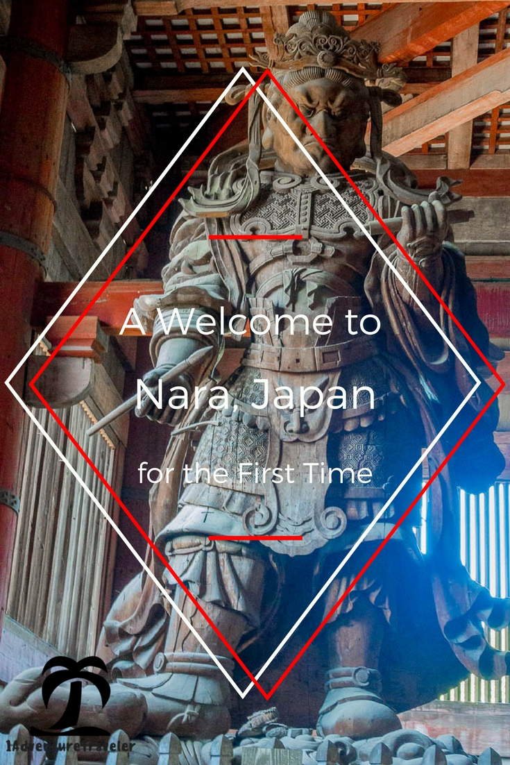 A Welcome To Nara For The First Time - 1AdventureTraveler