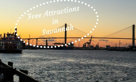 Top Free Attractions Revealing More Savannah