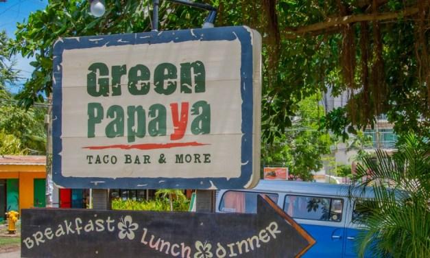 Review: Green Papaya Taco Bar