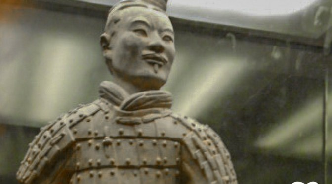 See Amazing China Gigantic Army of Terracotta Warriors