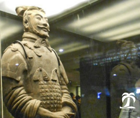 See Amazing China Gigantic Army of Terracotta Warriors - 1AdventureTraveler | This Expat Adventure Traveler's highlights from my Viking River Cruise stopping in Xi'an | China | Cruises | Travel | Viking River Cruises | Xi'an |