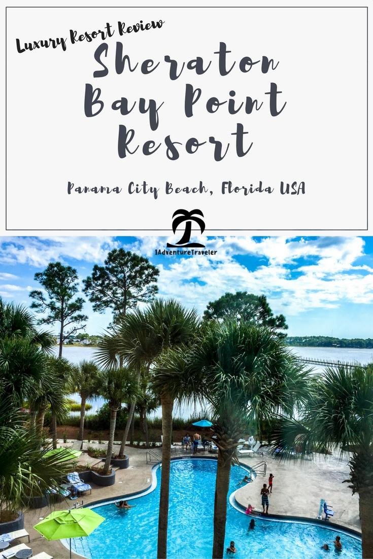 Sheraton Bay Point Resort Luxury Resort Review - 1AdventureTraveler | let us take a peek at this amazing Sheraton Bay Point Resort | Sheraton Bay Point Resort | Panama City Beach | Florida | Starwood Hotels | Luxury Resort | Luxury Accommodation|