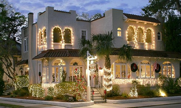 10 Reasons to Experience St Augustine Nights of Lights