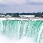 Roaring Niagara Falls Canada Attractions