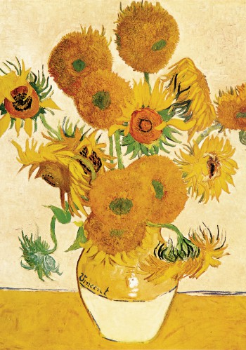 Vincent Van Gogh Tournesols VIII Reproductions