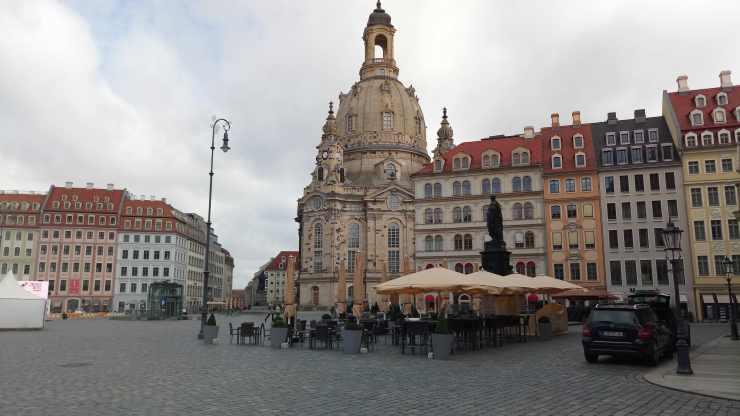 Vieille ville de Dresde