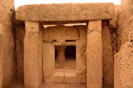 Temple d'Hagar Qim