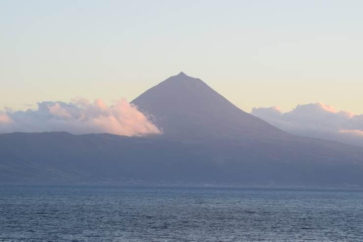 Vue sur Pico