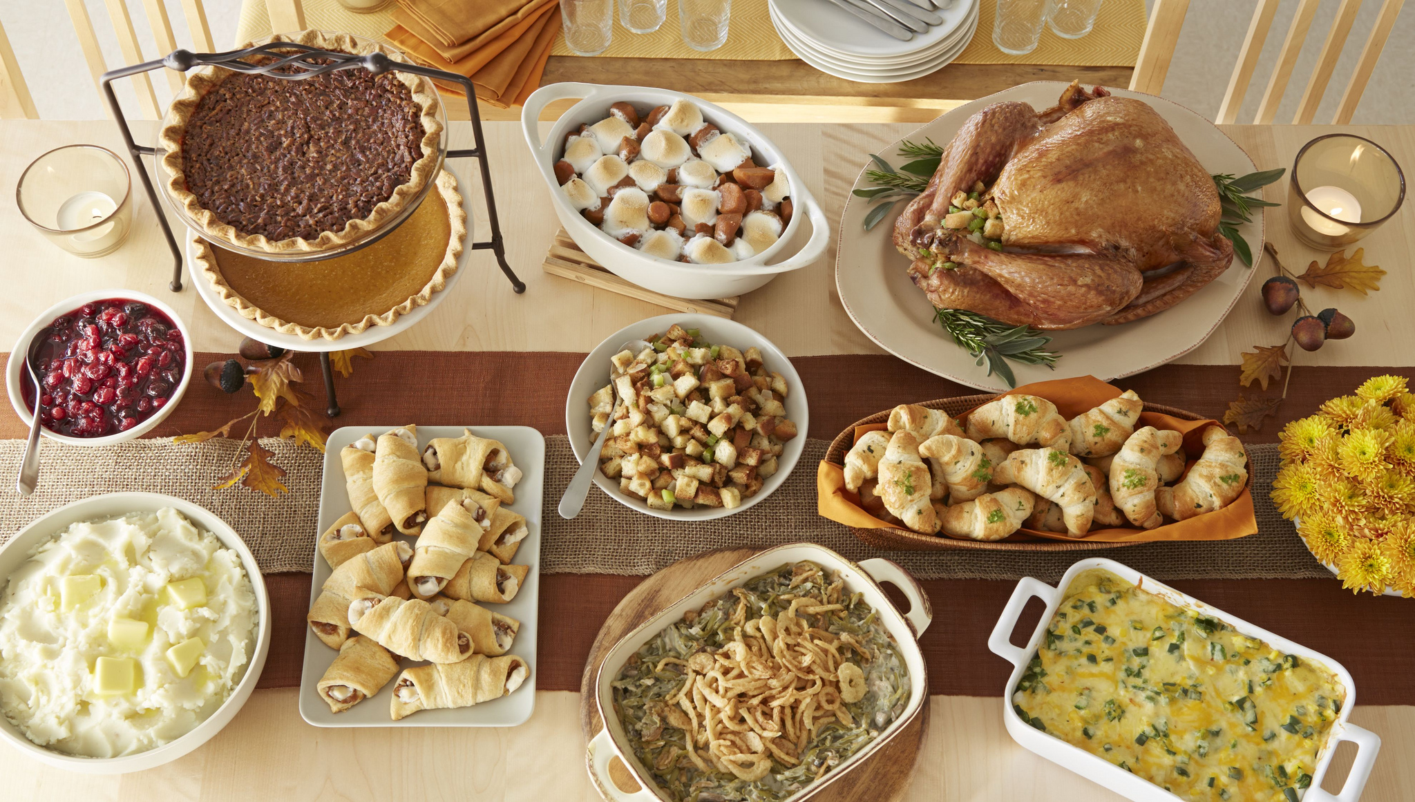 23 Healthy Recipes For Your Thanksgiving Meal