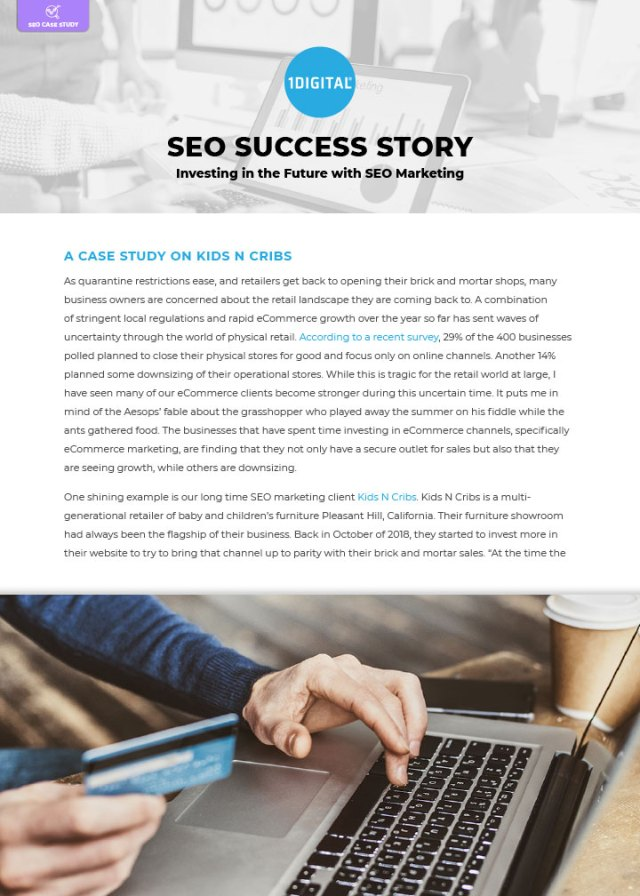 Investing in the Future with SEO Marketing