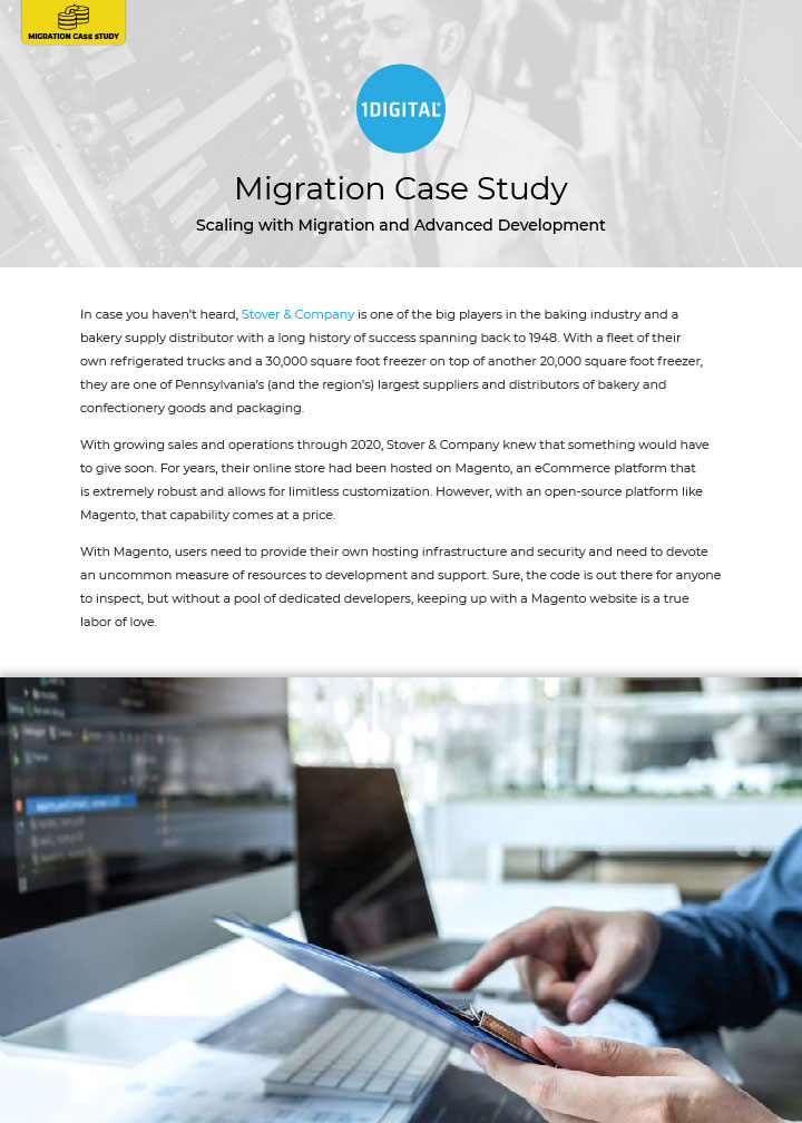 Scaling with Migration and Advanced Development