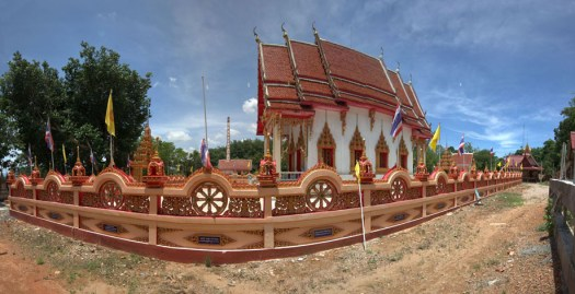 Temple - Surat Thani