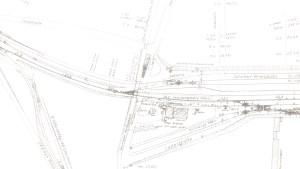Gleisplan Kirchberg