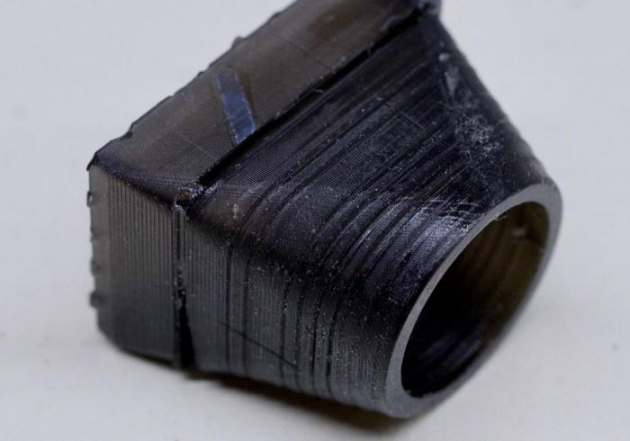 Streifen im Ausdruck eines Anycubic Photon