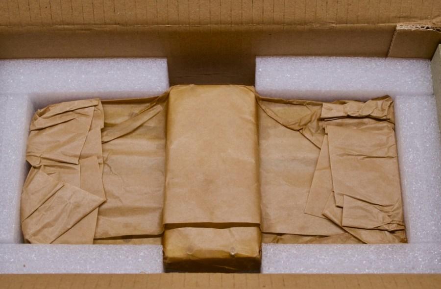 Upgrade Kit verpackt