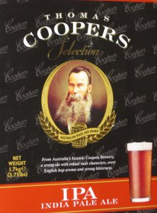 Cooper's India Pale Ale Malt Extract